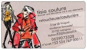 tisia couture Mérignac