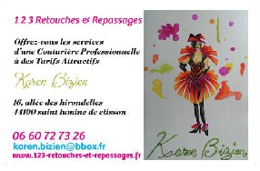 123 retouches et repassages Saint Lumine de Clisson