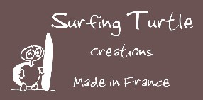 Surfing Turtle Creations Saclay