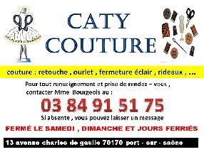 caty couture Port sur Saône