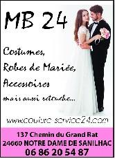 MB24 service couture a domicile Notre Dame de Sanilhac