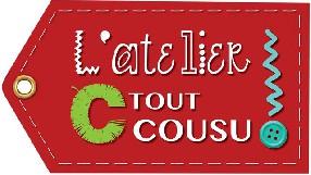logo L'atelier C tout cousu !