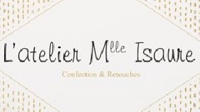 logo L'atelier Mlle Isaure
