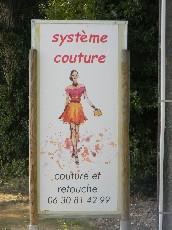 Système couture Derval