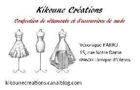 Kikoune Création Laroque d'Olmes