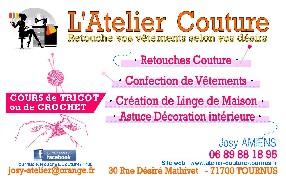 L'ATELIER COUTURE Tournus