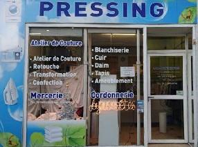 Pressing Saint- Galmier Retouche Couture Tricot Cuir Saint Galmier