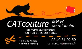 logo CATcouture