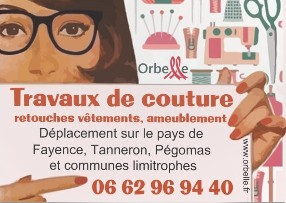 Couture Orbelle Tanneron