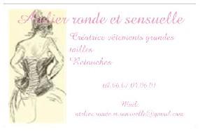 atelier ronde et sensuelle Lusigny
