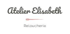 logo Atelier Elisabeth, retoucherie