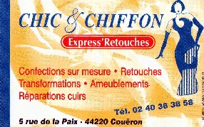 chic et chiffon Couëron