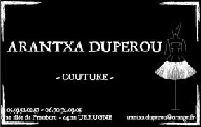 Arantxa Duperou Couture Urrugne