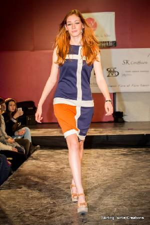 Robe style Mondrian
