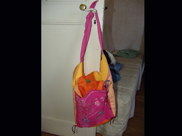 sac pour la garderie